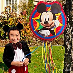 Mickey Mouse Party Games & Activity Ideas