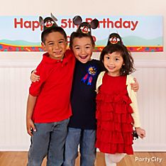 Mickey Mouse Party Dress-Up Ideas