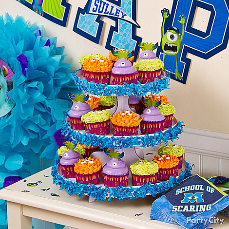 Monsters University Ideas: Food