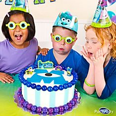 Monsters University Cake Ideas