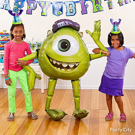 Monsters University Ideas: Games & Activities