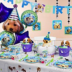 Party Pups Party Decoration Ideas