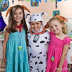 Party Pups Party Dress-Up Ideas