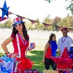 Sparkling Patriotic and 4th of July Party Ideas