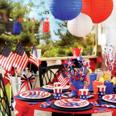 Sizzling Summer Party Table Ideas - Party City