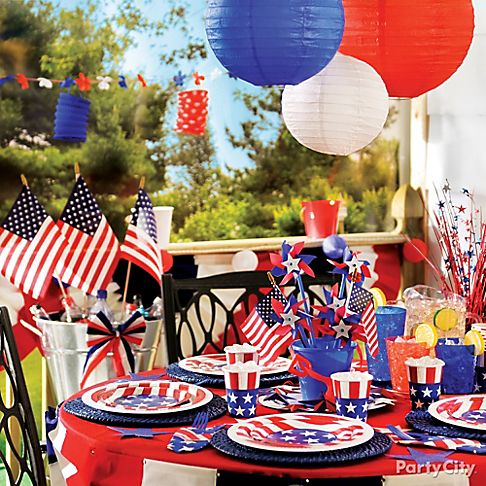 Summer Party Table Decorations Kids Art Decorating Ideas