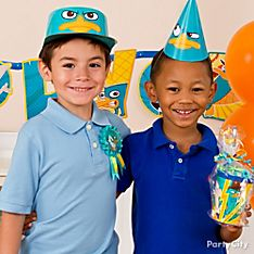Phineas and Ferb Party Favor Ideas