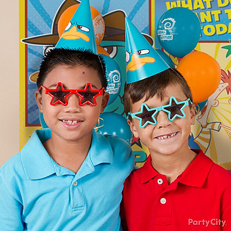 Phineas and Ferb Party Ideas: Costumes & Dress-Up