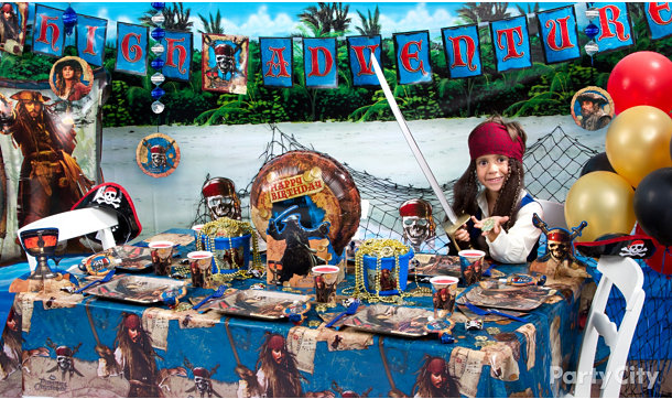 Caribbean Party Ideas And: Pirates Of The Caribbean Party Ideas Guide