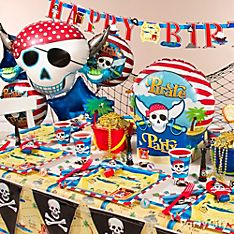Pirate's Treasure Party Decoration Ideas