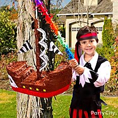 Pirate's Treasure Party Game & Activity Ideas