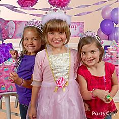 Princess Party Dress-Up Ideas