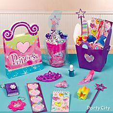 Princess Party Favor Ideas