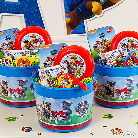 PAW Patrol Party Ideas - Party City
