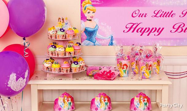 sc 1 st  induced.info & Princess Party Princess Birthday Party Princess Theme - induced.info