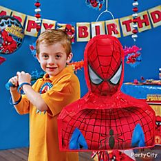 Spider-Man Games & Activity Ideas