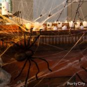 Spooky Spider Decorating Ideas…EEEK!