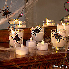 Spooky Spider Decorating Ideas…EEK!