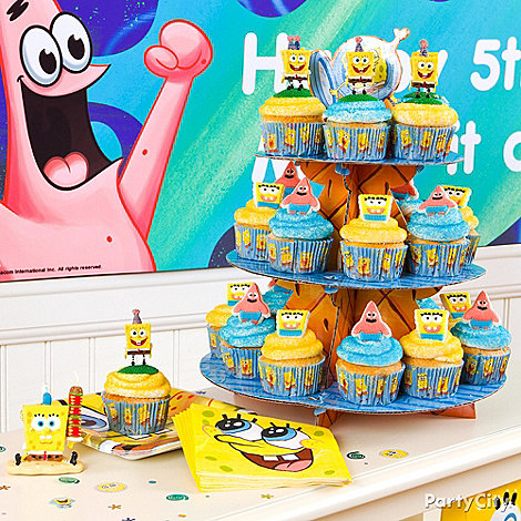 SpongeBob Party Ideas: Food