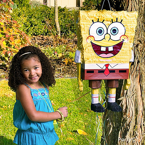 SpongeBob Party Ideas: Games & Activities