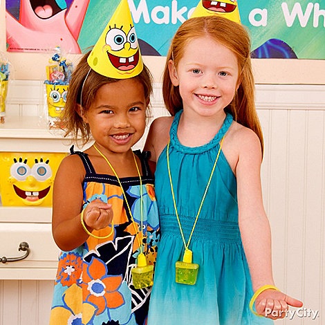 SpongeBob Party Ideas: Costumes & Dress-Up