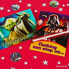 Star Wars Party Invitation Ideas