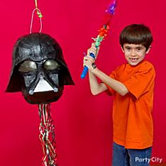 Star Wars Party Game & Activity Ideas