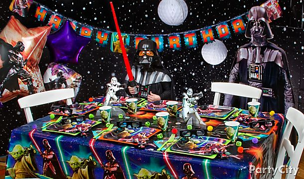 Star Wars Party Ideas!