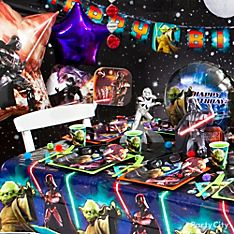 Star Wars Party Decoration Ideas