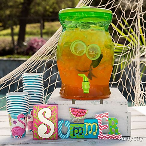 Fun In The Sun Party Ideas Party City
