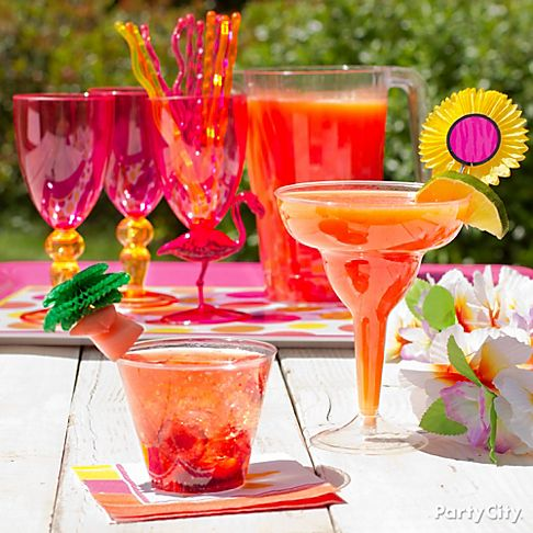 Sizzling Summer Party Table Ideas Party City
