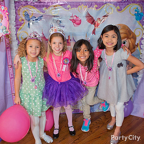 Sofia the First Ideas: Games & Activities