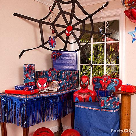 Spider Man Party Favors Ideas Car Interior Design