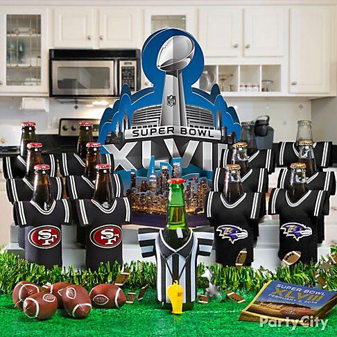 too cute - Super Bowl Decorations