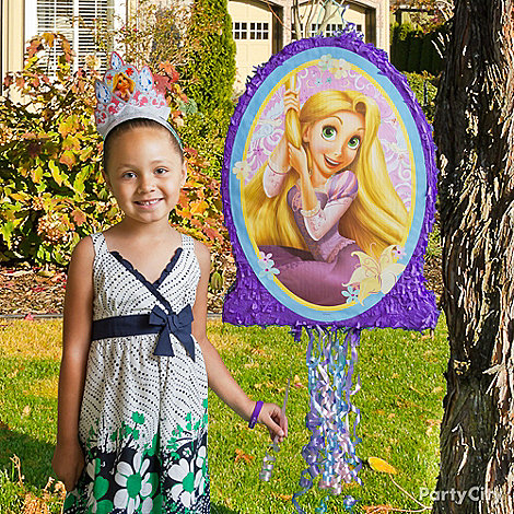 Tangled Party Ideas: Games & Activities