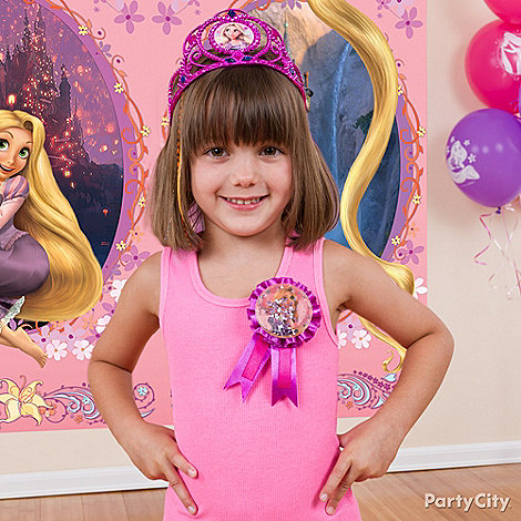 Tangled Party Ideas: Costume & Dress-Up