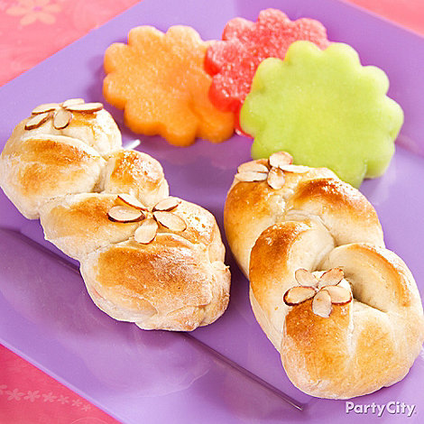 Tangled Party Ideas: Food