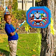 Thomas Party Games & Activity Ideas