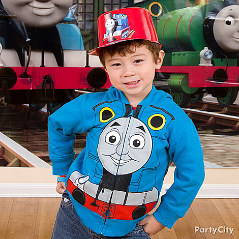 Thomas the Tank Engine Party Ideas: Costumes & Dress-Up