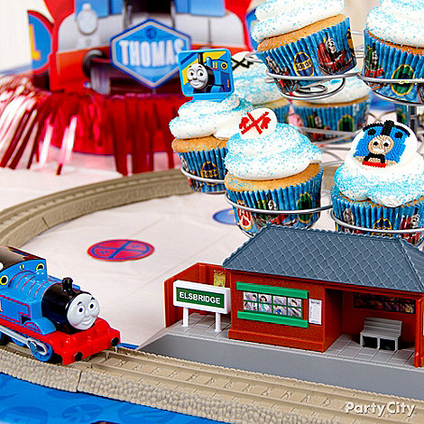 Thomas the Tank Engine Party Ideas: Food