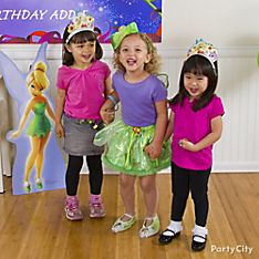 Tinker Bell Party Dress-Up Ideas