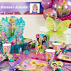 Tinker Bell Party Decoration Ideas