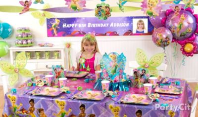 Tinkerbell Party Ideas Guide Party City