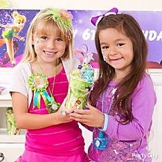 Tinker Bell Party Favor Ideas