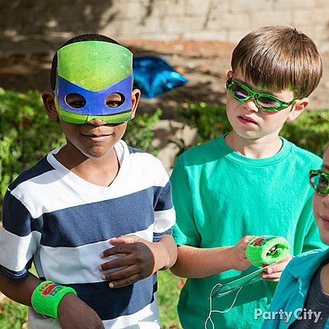 Teenage Mutant Ninja Turtles Ideas: Dress Up