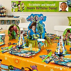 Toy Story Party Decorating Ideas