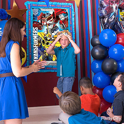 Transformers Party Ideas Guide Party City