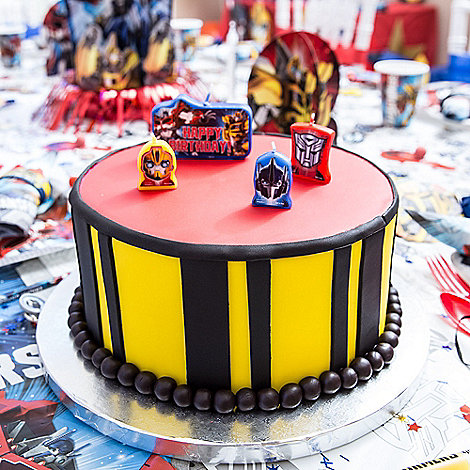 Transformers Party Ideas: Food