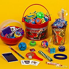 Transformers Party Favor Ideas