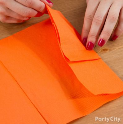 pocket napkin folding instructions